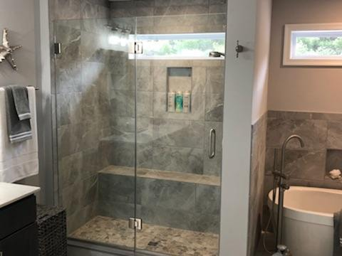 Bath Remodel 11