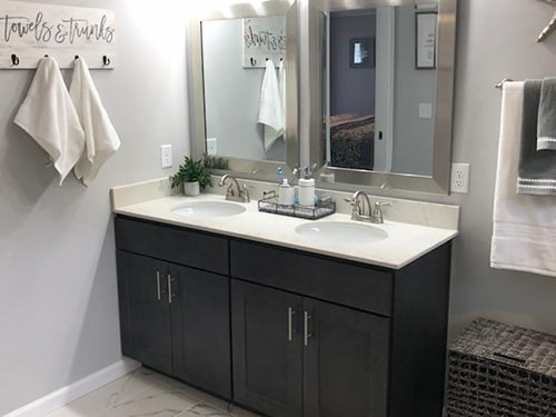 Bath Remodel 12