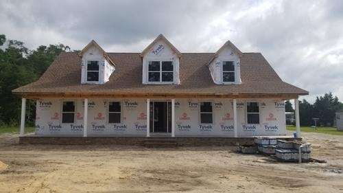 Custom Two-Story with Unfinished Second Floor - Gumboro, Delaware 10