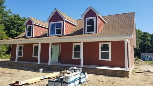 Custom Two-Story with Unfinished Second Floor - Gumboro, Delaware 11