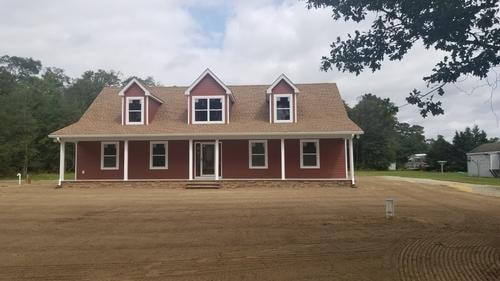 Custom Two-Story with Unfinished Second Floor - Gumboro, Delaware 31