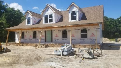 Custom Two-Story with Unfinished Second Floor - Gumboro, Delaware 8