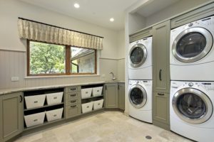 Placing the Laundry Room in Your Custom Home