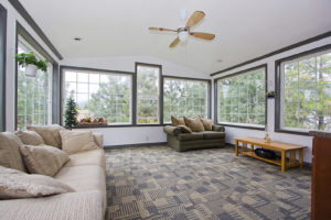 sunroom addition accessible home builders delaware