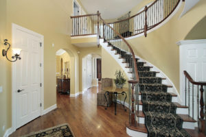 staircases custom built homes accessible home builders